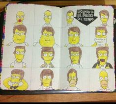 Wrek this journal