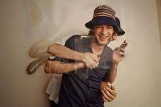 Soda Stereo, Percy Jackson, The Beatles, Rock And Roll, Panama Hat, Captain Hat, Honey, Amor, Band Photography