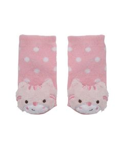 Mothercare Cat, Rattle Socks - socks - Mothercare