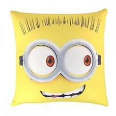 Cool minion pillow get it at ebay.com
