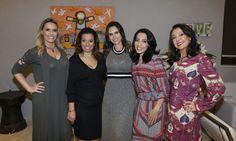 Gisele Ramos, Wall Magalhães, Kiuane Rodrigues, Luciana Vianna,  Vanda Sampaio