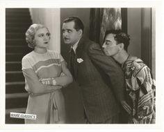 "MGM's BUSTER KEATON 1931 ""PARLOR, BEDROOM and BATH"" VINTAGE 8X10 STILL | eBay"