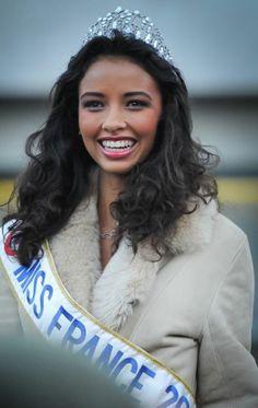 Miss France 2014, Flora Coquerel.