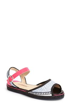 SOPHIA WEBSTER 'Marcela' Flat Espadrille Sandal (Women) available at #Nordstrom
