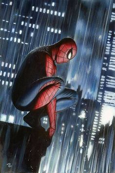 Spider-Man by Adi Granov