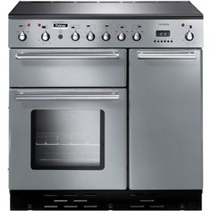 FALCON - TOLS 90 EISS EU - Toledo 90 Inox / Chrome / Piano Induction TOLS 90 EISS EU : Villatech
