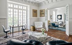 This Portuguese Designer Carves out Chic Spaces in Historic Homes — 1stdibs Introspective