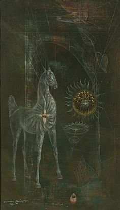 Leonora Carrington. La Jaca.