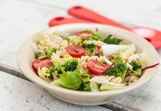 Top 11 egészséges tésztasaláta | NOSALTY Fusilli, Salad Dressing, Gnocchi, My Recipes, Pasta Salad, Cabbage, Salads, Food And Drink, Soup