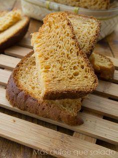 Pan de boniato {Panificadora}