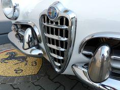 Alfa Romeo Giulia 1600 Spider