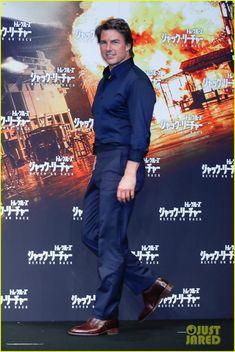 Tom Cruise                                                                                                                                                                                 More
