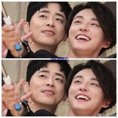 Adorables ❤ #ChoJungSeok #YoonShiYoon Yoon Shi Yoon, Kdrama, Korean Drama, Korean Dramas