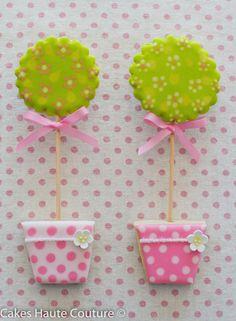 Cakes Haute Couture - El Blog de Patricia Arribálzaga: ¡Feliz Primavera!