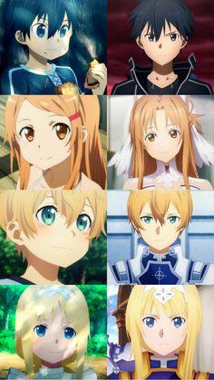 Sword Art Online Weapons, Sword Art Online Poster, Eugeo Sword Art Online, Sword Art Online Wallpaper, Kirito Asuna, Accel World, Animes Wallpapers, Anime Comics, Kawaii Anime