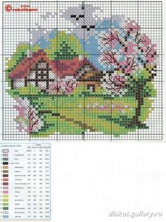This Pin was discovered by Edi Cross Stitch Bookmarks, Cross Stitch Cards, Cross Stitch Flowers, Cross Stitch Kits, Cross Stitching, Cross Stitch Embroidery, Funny Cross Stitch Patterns, Cross Stitch Designs, Christmas Embroidery Patterns