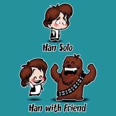 Han With Friend - Rolling Solo Is No Fun