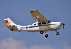 17 transportes ligeros/utilitarios Cessna 206 Stationair