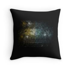 Printed trow pillow