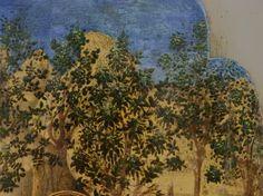 GIOVANNI FRANCESCO DA RIMINI (Attribué),1440-50 - Vie de la Vierge, La Fuite en Egypte (Louvre) - Detail 66