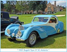1937 Bugatti Atalante