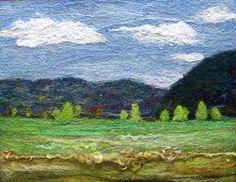 #594 Green Field Too