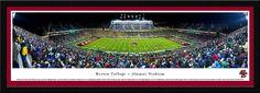 Boston College Eagles Panoramic - Alumni Stadium Picture - Football