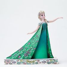 Jim Shore Disney Traditions Celebration of Spring Elsa from Frozen 4050881