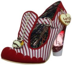 Irregular Choice Women's Cookie Club T Straps Heels: Amazon.co.uk: Shoes & Accessories