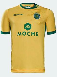 Sporting clube de Portugal Away shirt 2014 / 2015