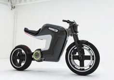 BOLT electric bike concept - springtime.nl