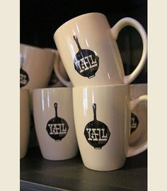 Y'ALL COFFEE MUG - Junk GYpSy co.