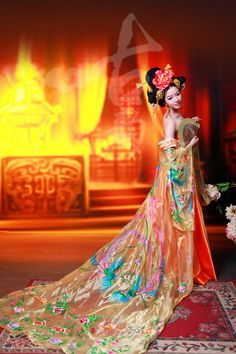 Chinese Wedding Dress Traditional, Traditional Chinese, Traditional Dresses, Chinese Clothing, Chinese Culture, Oriental, Snow White, Cosplay, Asian