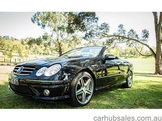 2008 Mercedes-Benz CLK63 AMG Auto MY08 Vic %u2013 Car Hub Sales