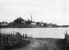 1930-luvun. Varpakylän kirkonmäki