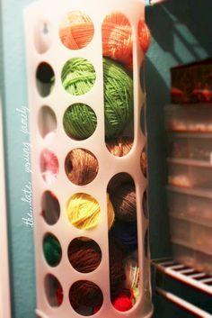 yarn strage ziplock - Google 検索