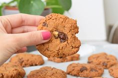 The best combination ever in a cookie! Low FODMAP peanut butter chocolate chip cookies! Very simple to make and irresistible! Gluten-free and lactose-free.