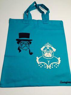 Shopper Tasche Bag Sir & Madame Mops Luxurypimp