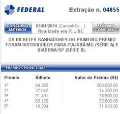 Loteria Federal 04855 300x286 Loteria Federal 04855 – resultado da Federal de hoje, 05/04