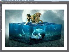 Photoshop – Technika foto manipulace a ukázky těch nejlepších Photoshop, Tech, Technology, Tecnologia