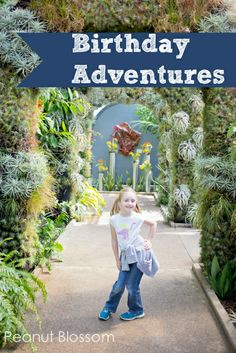 How to plan a memory-making birthday adventure date with your child: such a great opportunity to explore a new subject together.