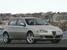 Alfa Romeo 147 19 JTD
