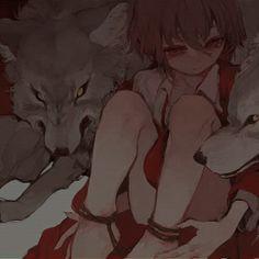 Sad Anime, Chica Anime Manga, Kawaii Anime, Anime Art, Angel Aesthetic, Aesthetic Anime, Aesthetic Japan, Glitch, Fanart