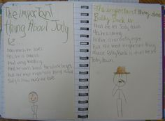 "Important Passages inspired by John Steinbeck's ""The Red Pony"" by seventh grader Natalie.  See the lesson online: http://corbettharrison.com/free_lessons/Important-Book.htm#2"