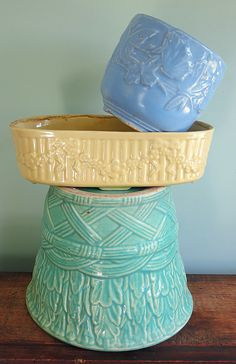 Estate Sale Pottery2