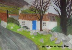 Anna Rigley - Home Anna, Artist, Painting, Artists, Painting Art, Paintings, Painted Canvas, Drawings