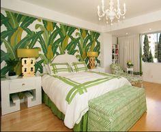 Este verano, lo tropical sigue siendo tendencia en decoración #tendencias #decoracion #verano14