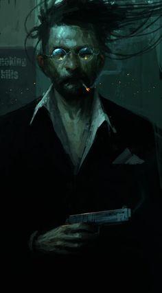 Smoking kills by leopardsnow.deviantart.com on @deviantART