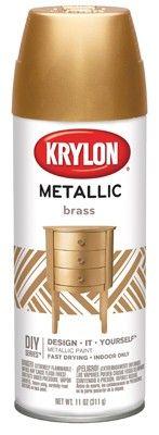 Brass Metallic