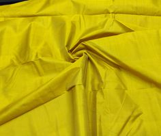 Sapota/Lemon Mulberry Silk Fabric/Iridescent Biscuit color/100% Pure Silk Fabric/Plain silk fabric made with handloom,Fabric by the yard by TheSLVSilks on Etsy Dupioni Silk Fabric, Raw Silk Fabric, How To Dye Fabric, Cool Fabric, Biscuit Color, Silk Bedding, Balloon Centerpieces, Mulberry Silk